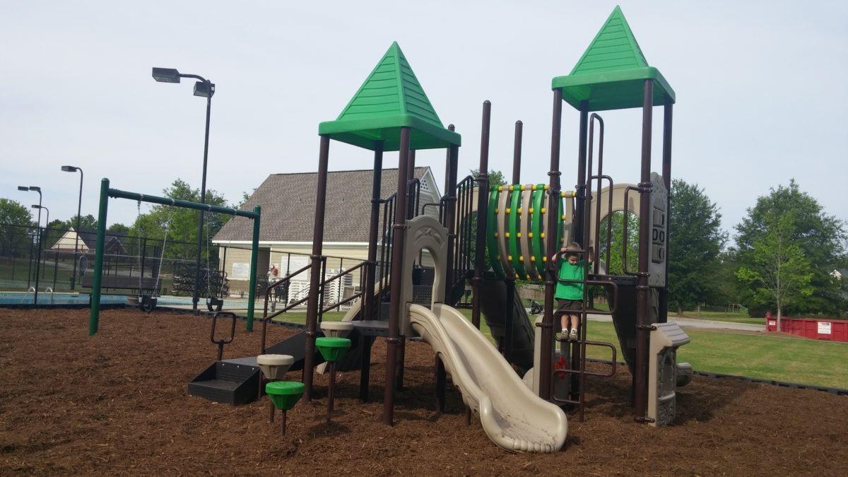 Alanta Georigia HOA Community Playground 11