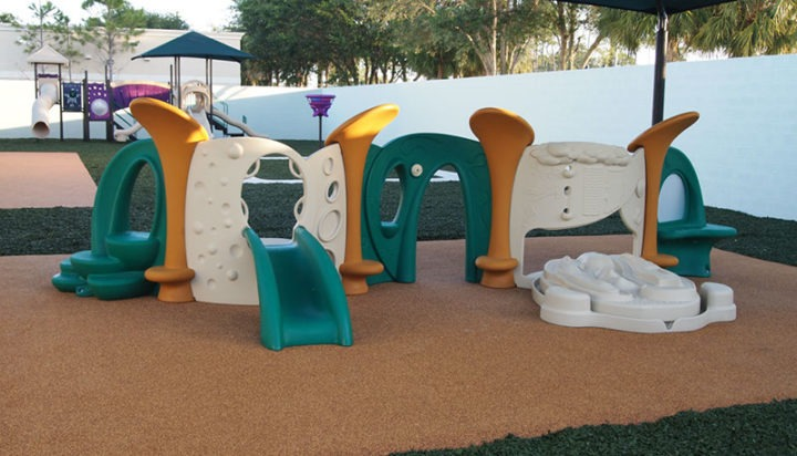Bonita Springs Florida Daycare Commercial Playground Equipment 39