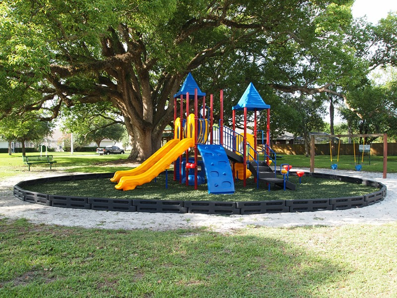 Brandon Florida HOA Commuity Playground 2