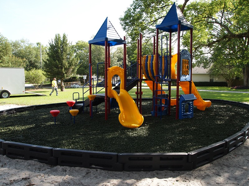 Brandon Florida HOA Commuity Playground 4