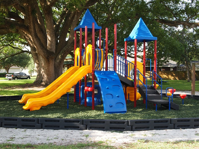 Brandon Florida HOA Commuity Playground 7