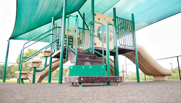 Charter School Commercial Playground 17