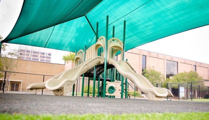 Charter School Commercial Playground 21