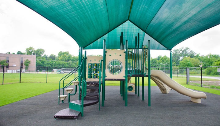 Charter School Commercial Playground 9