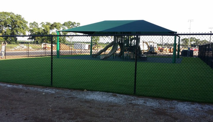 Charter School Playground Louisiana 1