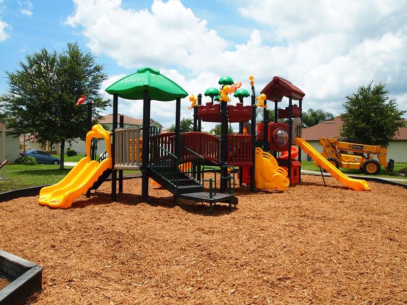 Davenport Florida HOA Community Playground 10