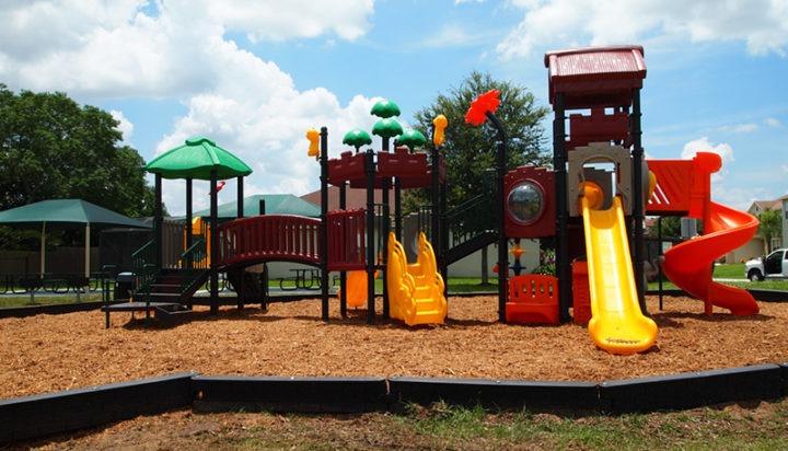 Davenport Florida HOA Community Playground 14