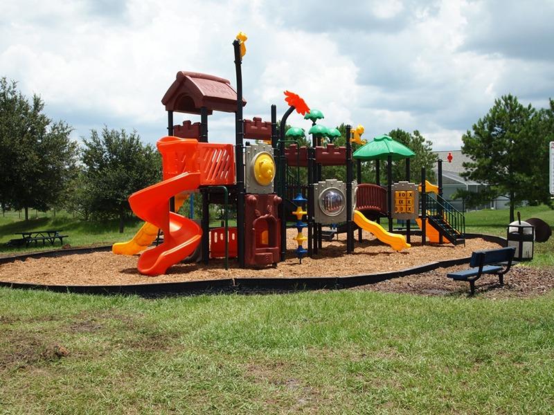 Davenport Florida HOA Community Playground 2