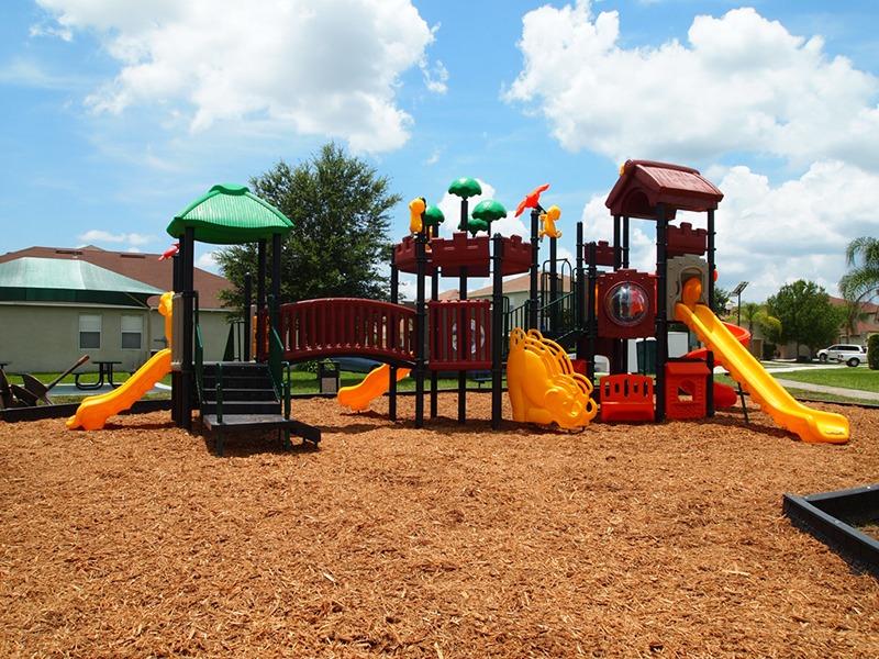 Davenport Florida HOA Community Playground 6