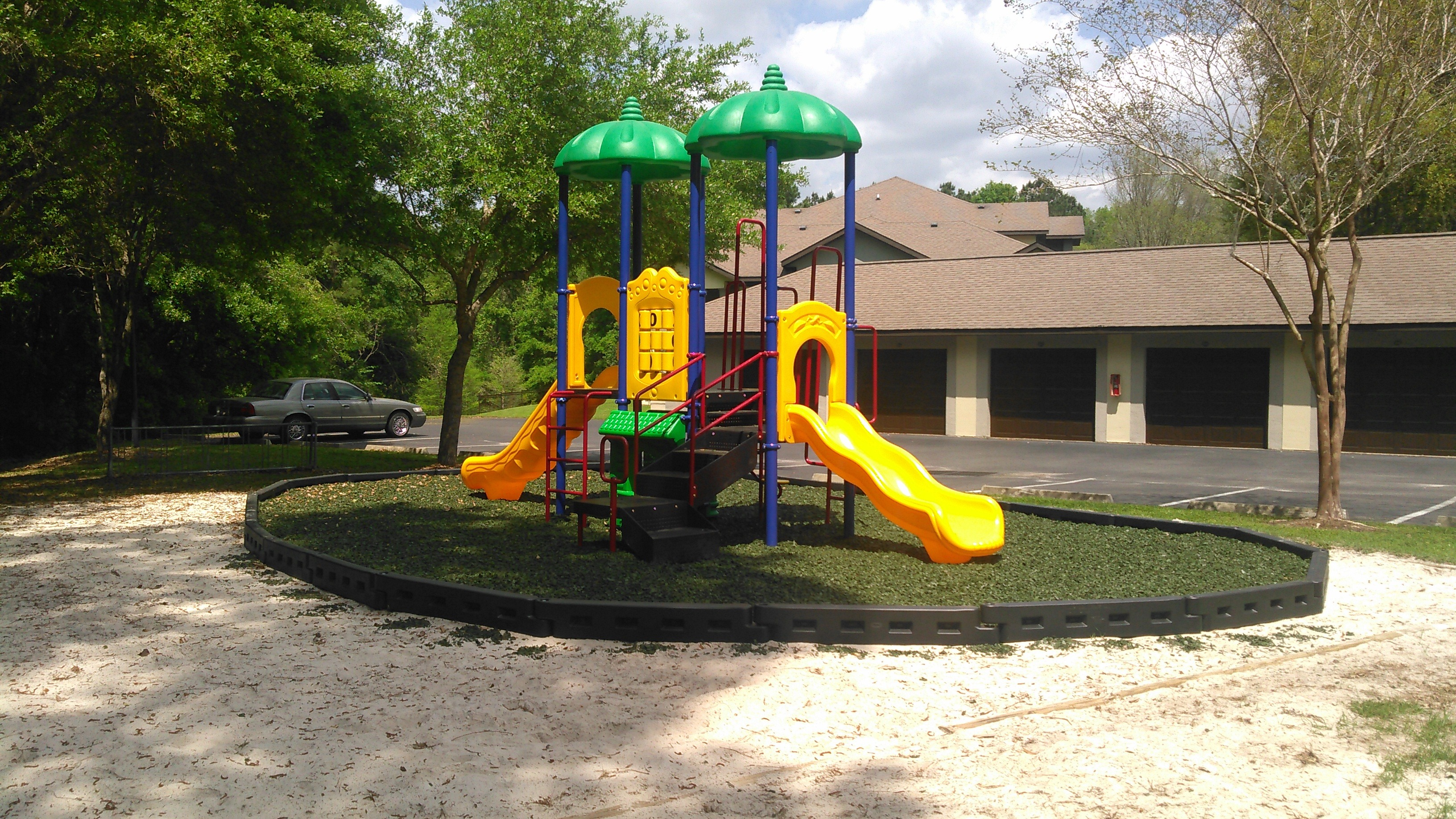 Florida Apartment Complex Community Playground Area Pro Playgrounds The Play Recreation Experts