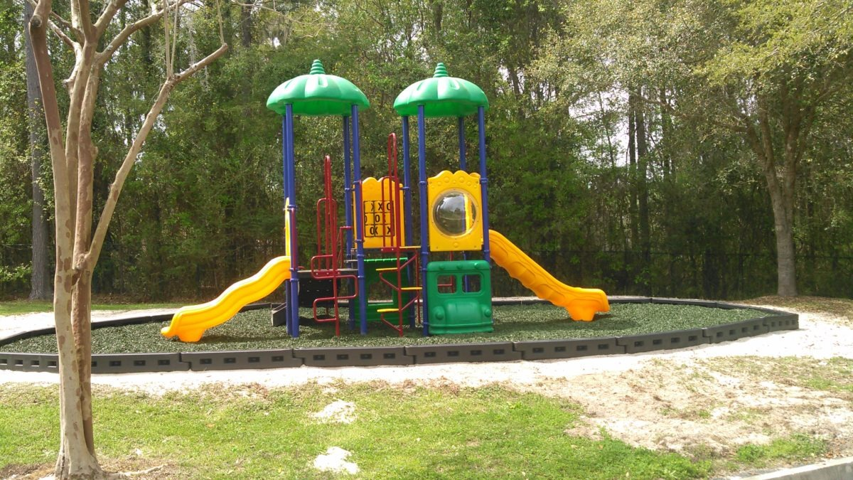 Florida Apartment Complex Commnity Playground Areas 5