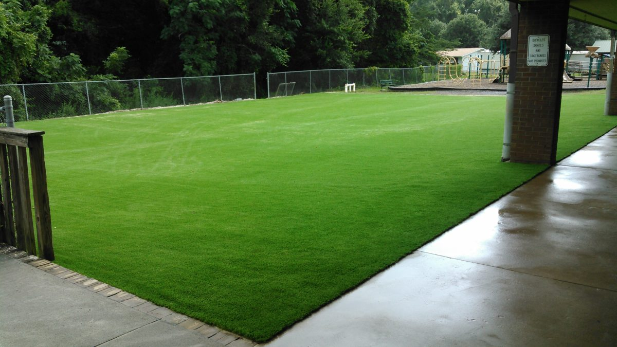 Florida Artificial Turf Field 2