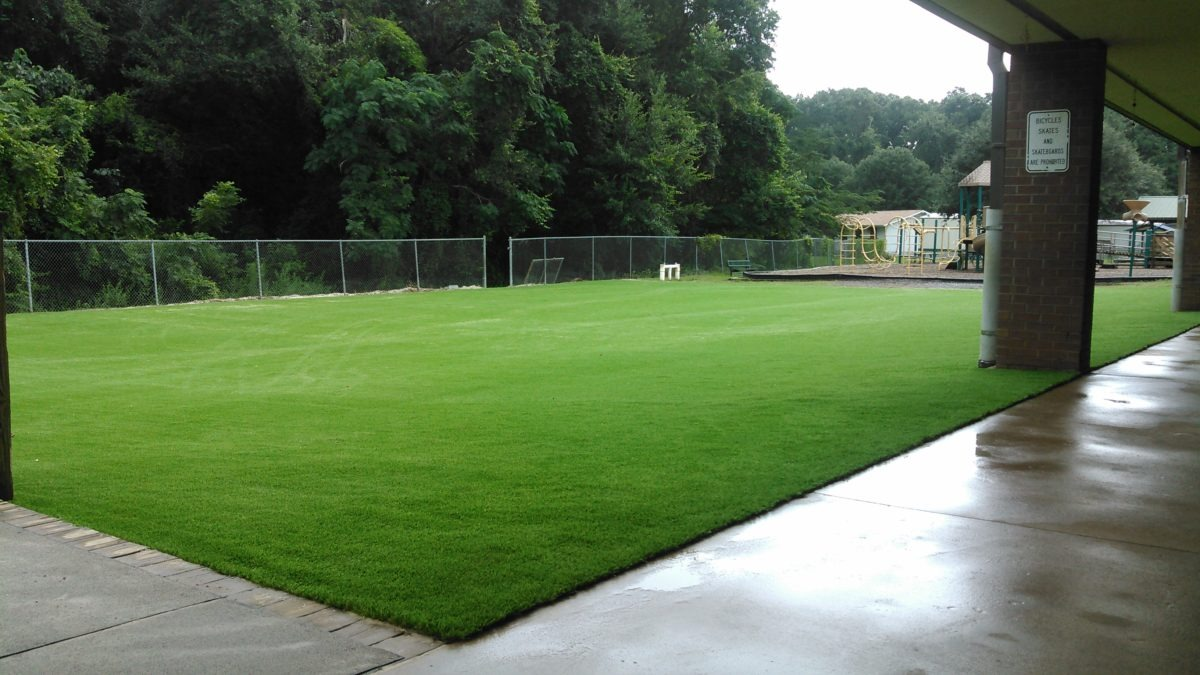 Florida Artificial Turf Field 7
