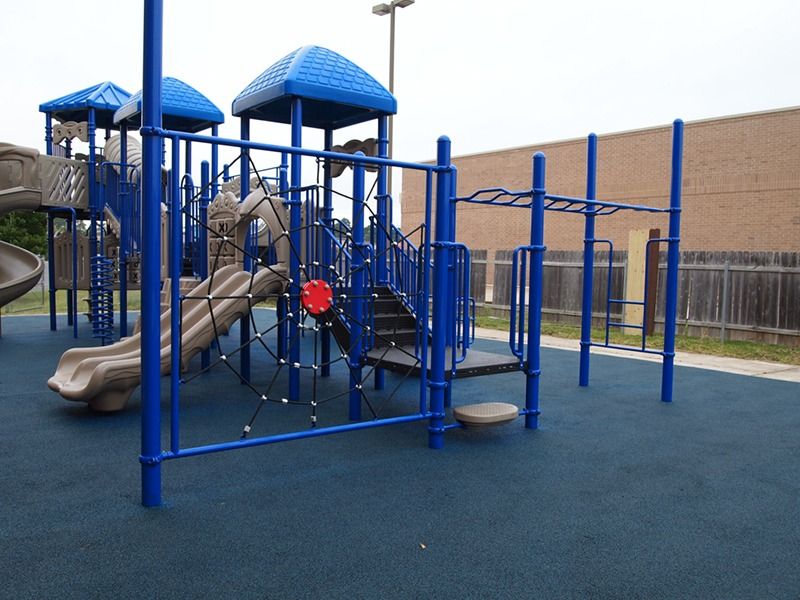 Florida-Church-Double-Decker-Commercial-Playground-Equipment-Rubber-Surfacing (15)