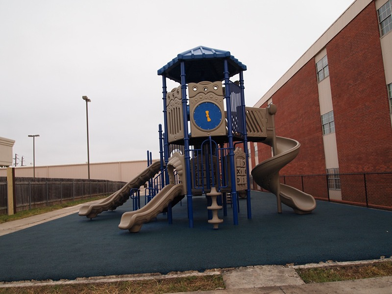 Florida-Church-Double-Decker-Commercial-Playground-Equipment-Rubber-Surfacing (5)