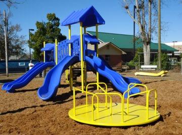 Florida Church Playground Equipment 13
