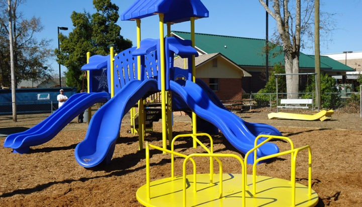 Florida Church Playground Equipment 13