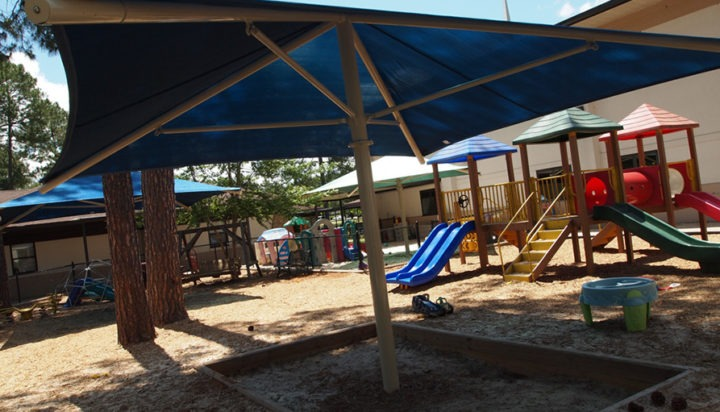 Florida Church Playground Shade Structures 10