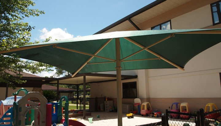 Florida Church Playground Shade Structures 4
