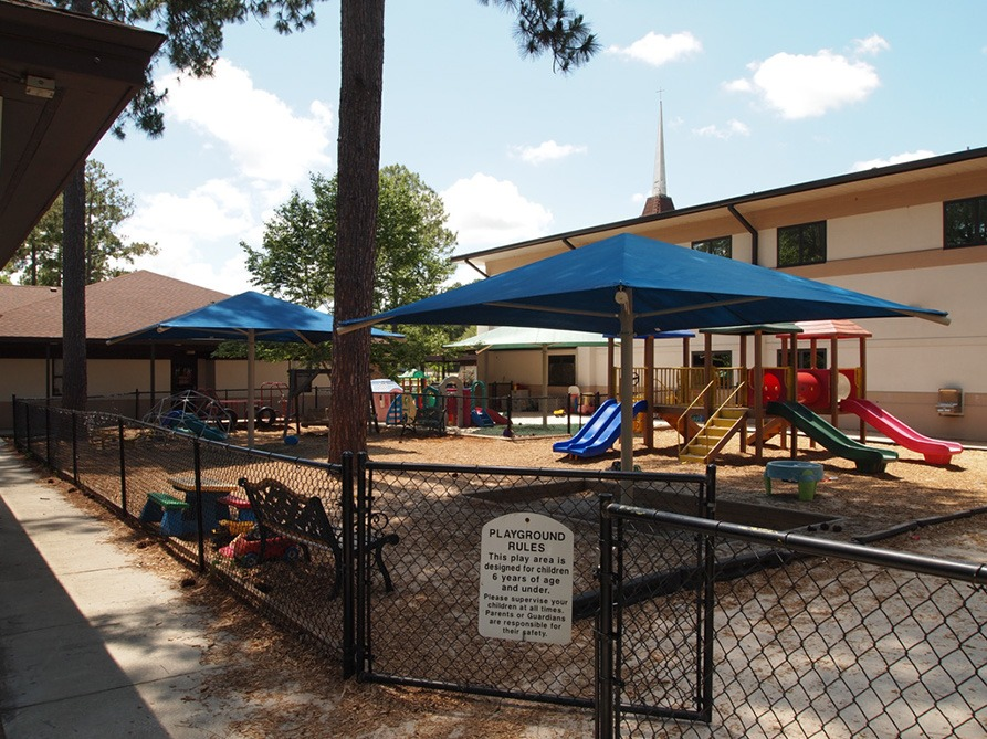 Florida Church Playground Shade Structures 9