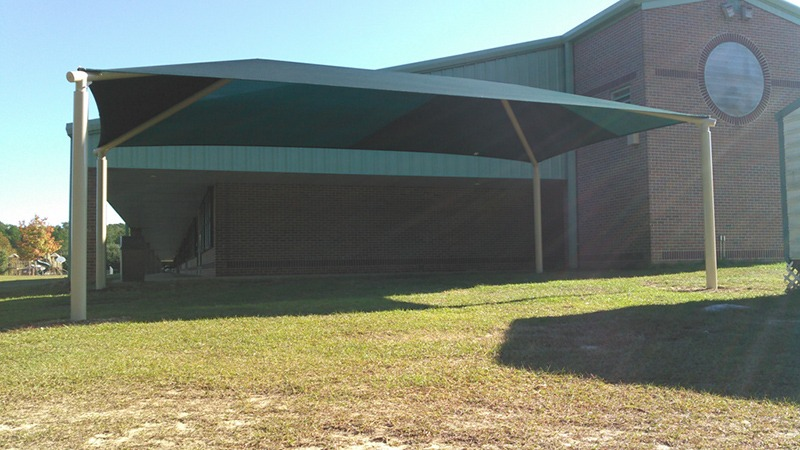 Florida Custom Shade Structures 1