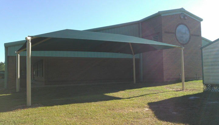Florida Custom Shade Structures 5