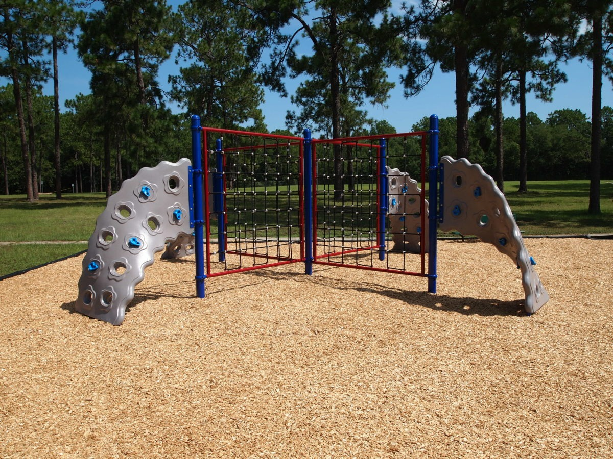 Florida Elementary School Commercial Playground Equipment 11