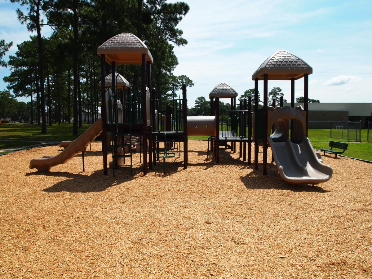 Florida Elementary School Commercial Playground Equipment 14