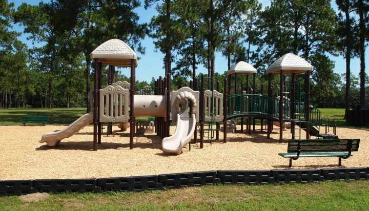 Florida Elementary School Commercial Playground Equipment 15