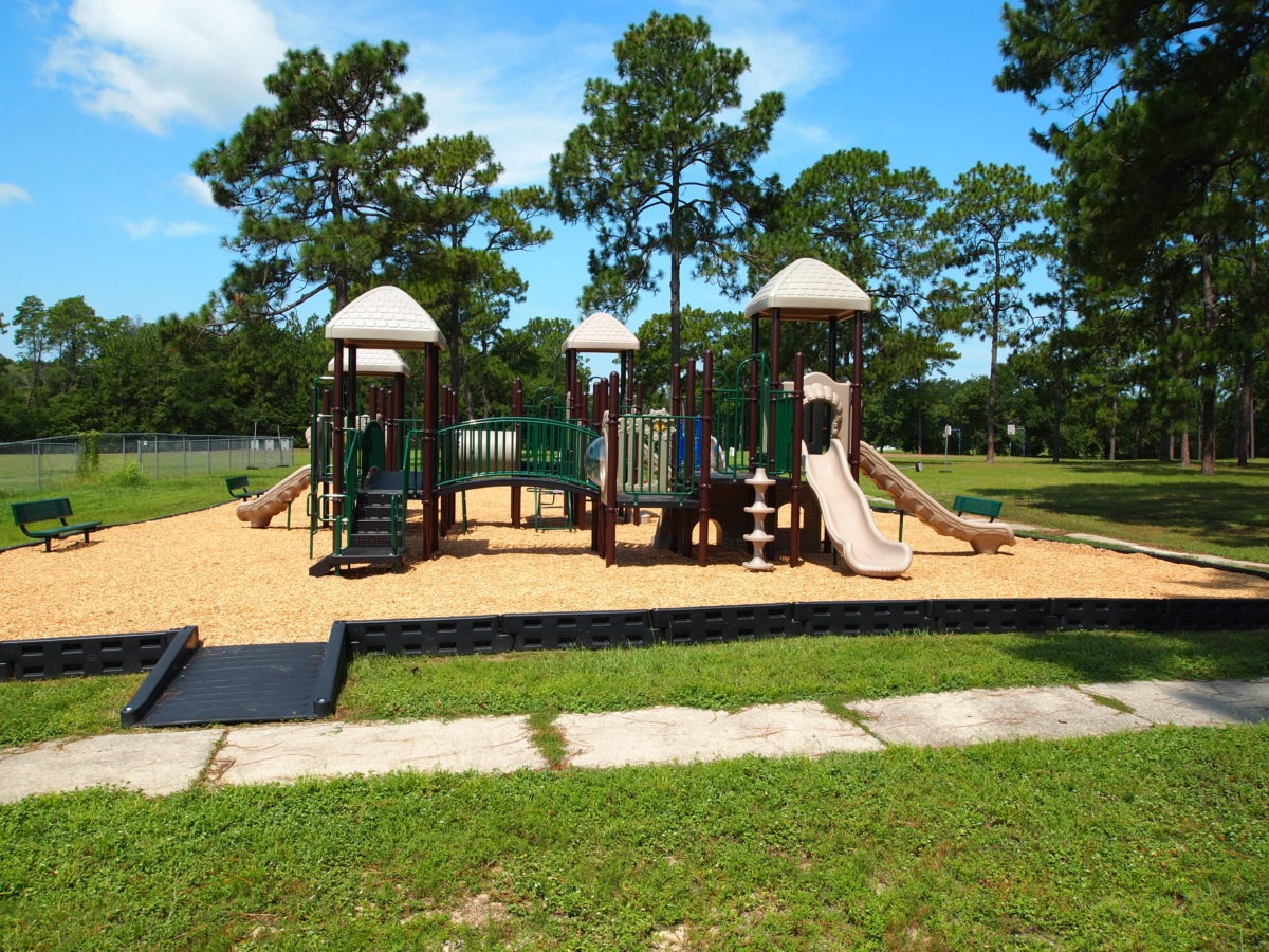 Florida Elementary School Commercial Playground Equipment 17