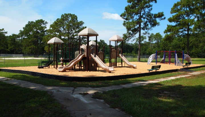 Florida Elementary School Commercial Playground Equipment 3