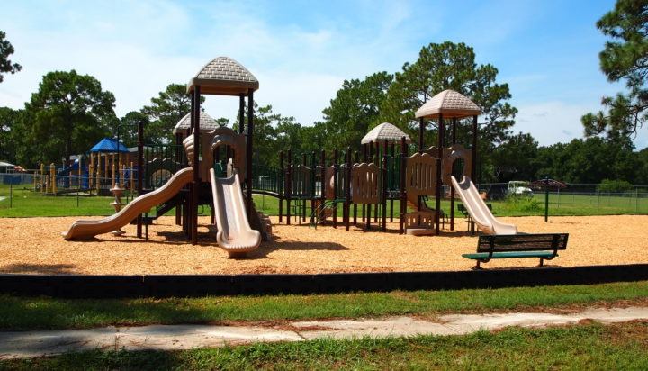 Florida Elementary School Commercial Playground Equipment 5
