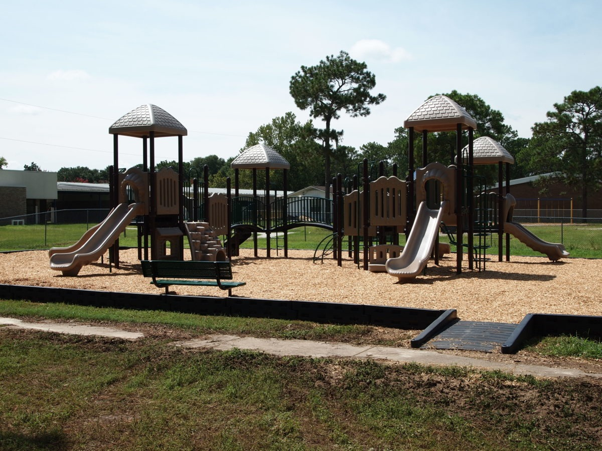 Florida Elementary School Commercial Playground Equipment 6