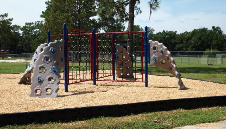 Florida Elementary School Commercial Playground Equipment 7