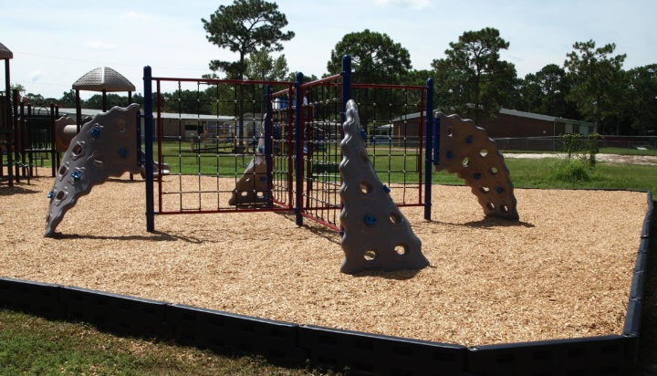 Florida Elementary School Commercial Playground Equipment 8