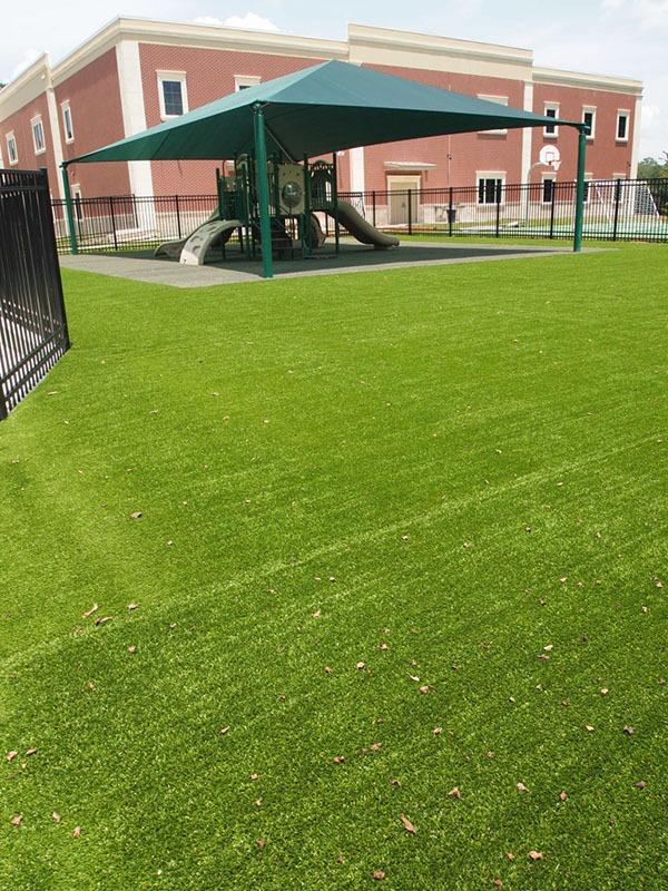 Florida Elementary School Playground Artificial Turf 13
