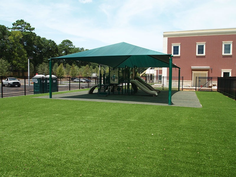 Florida Elementary School Playground Artificial Turf 61