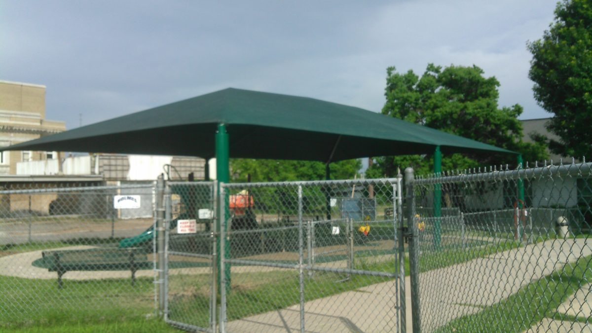 Florida Giant Playground Shade Structure Super Dome 10