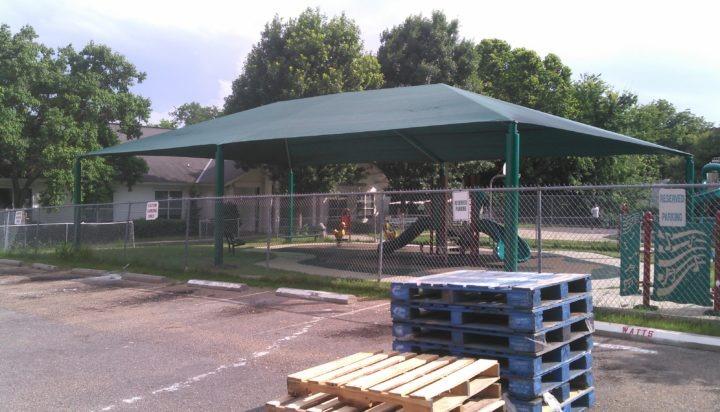 Florida Giant Playground Shade Structure Super Dome 2