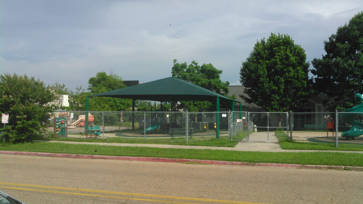 Florida Giant Playground Shade Structure Super Dome 7