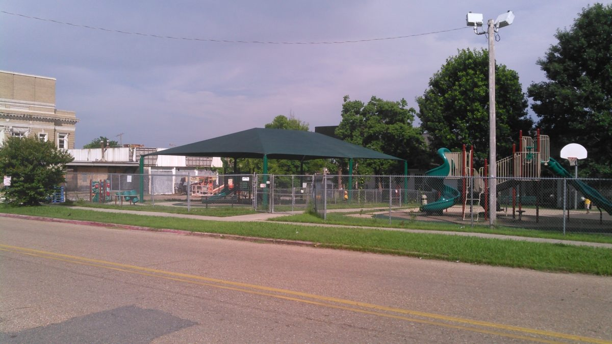 Florida Giant Playground Shade Structure Super Dome 9