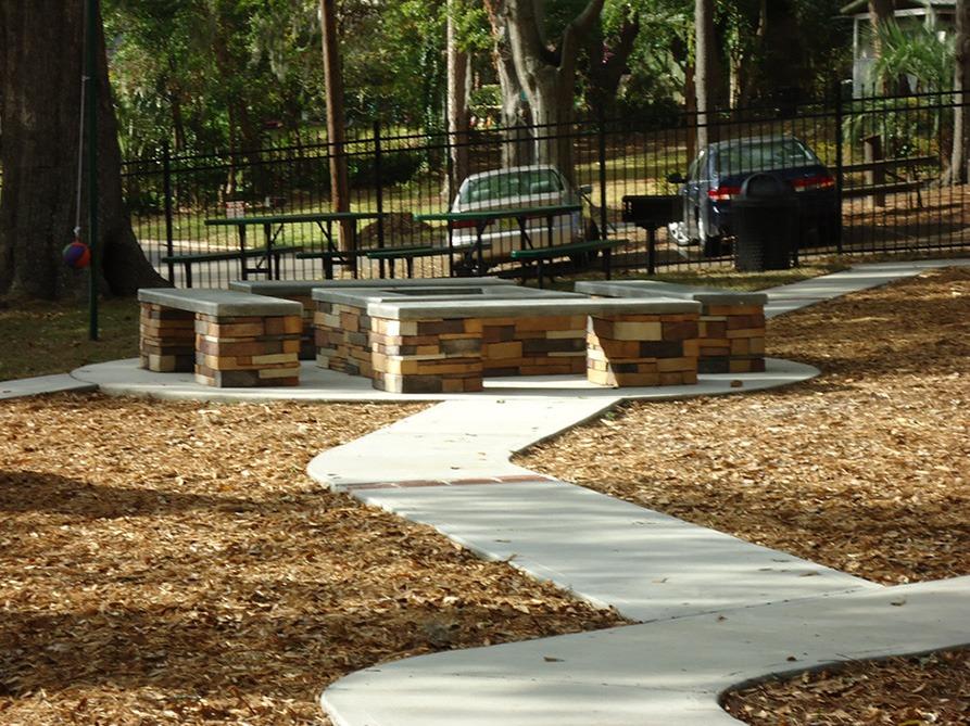 Florida Outdoor Playground Park 18