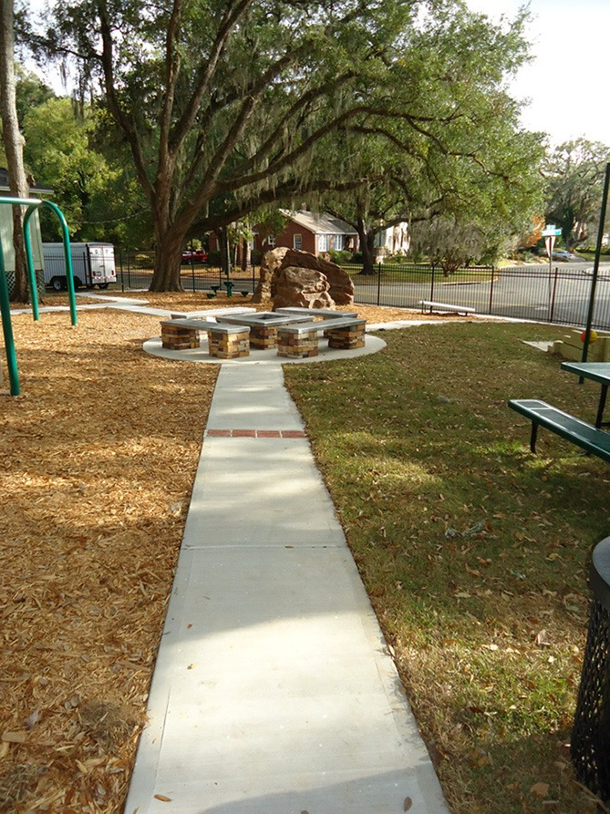Florida Outdoor Playground Park 42