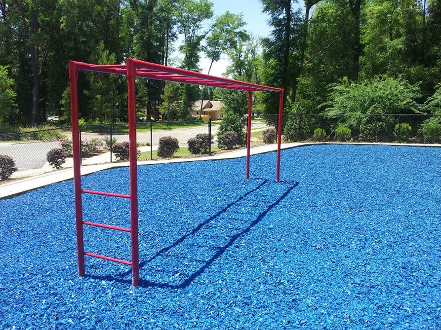 Florida School Playground Mulch 2