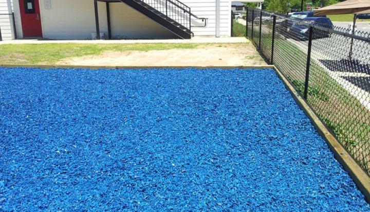 Florida School Playground Mulch 6