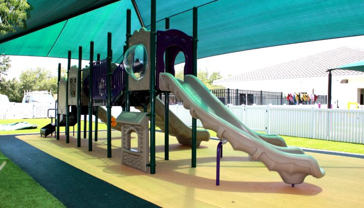 Fort Myers Florida Daycare Commercial Playground 10