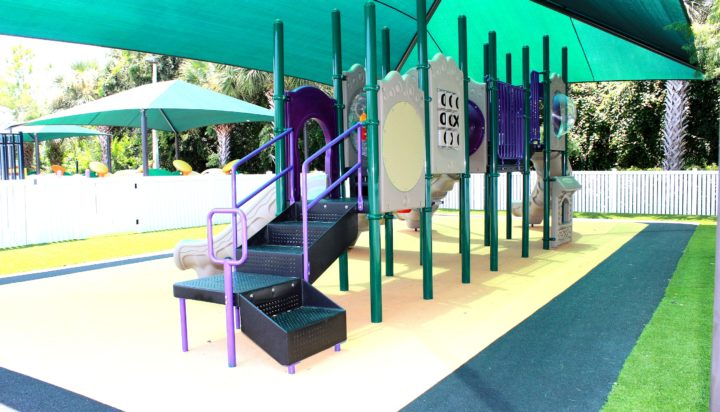Fort Myers Florida Daycare Commercial Playground 11