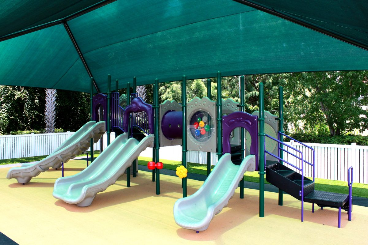 Fort Myers Florida Daycare Commercial Playground 14