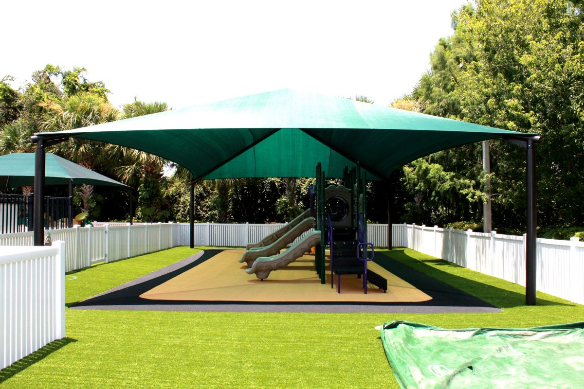 Fort Myers Florida Daycare Commercial Playground 15