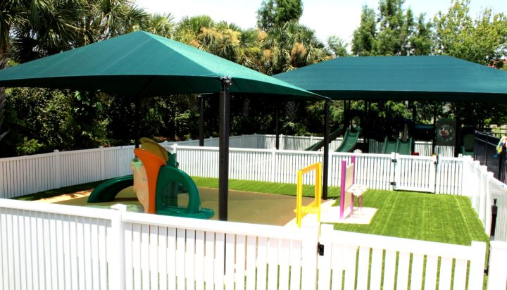 Fort Myers Florida Daycare Commercial Playground 24
